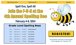 Spelling Bee screenshot
